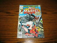 Ms. Marvel #11, FN- 5.5, 1st Appearance Hecate