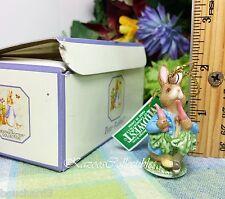 Schmid Beatrix Potter Peter Rabbit Ceramic ornament