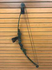 "Vintage Ben Pearson Rh Bushmaster Compound Bow 30"" 60#"