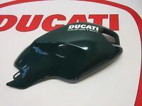 Ducati right hand tank fairing panel dark green Monster 696 796 1100