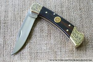 Vietnam War BUCK 110 Pocket Knife - Museum Grade Limited to 1/100