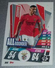 TOPPS Match Attax 2020/21 Chiquinho SL Benfica - Card No. BEN3