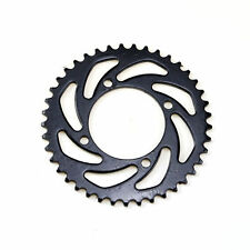 420 41T Teeth 76mm Rear Back Chain Black Sprocket Cog 50/125cc Pit Dirt Bike ATV
