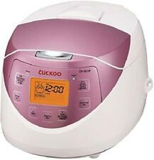 Cuckoo Cr-0631F 6-Cup Multifunctional Micom Rice Cooker  Warmer – 9 Built-In Pr