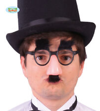 GROUCHO DISGUISE GLASSES SPECS FANCY DRESS FUNNY TOY NOVELTY