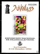 ESPAÑA PRUEBA F.N.M.T. 1993 Nº 30 JUVENIA 93