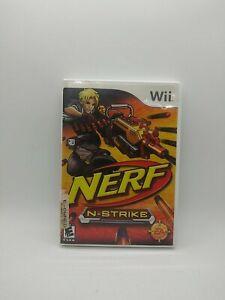 Nerf N-Strike Elite (Nintendo Wii, 2009)