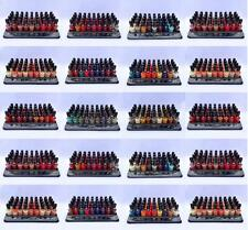 250 MIXED nail varnish WHOLESALE MAKE UP cosmetics JOB LOT POLISH NEW UK Seller