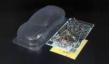 Tamiya 51340 1/10 RC Car Nissan GT-R R35 190mm Body Parts Set w/Light Case
