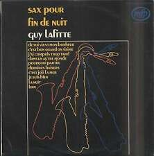 Guy LAFITTE Sax pour fin de nuit UK LP MFP 5058