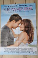 Filmposter A1 Neu Poster Für immer Liebe - Rachel McAdams - Channing Tatum