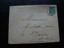 FRANCE - enveloppe 1893 (cy55) french