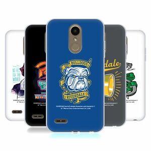 OFFICIAL RIVERDALE ART SOFT GEL CASE FOR LG PHONES 1