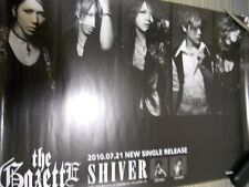 the GazettEthe PSC [SHIVER] promoPOSTER Japan LIMITED!!A