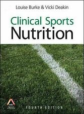 Clinical Sports Nutrition, 4th Edition by Deakin, Vicki Paperback Book The Cheap