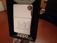 ZIPPO A WEEKS TRIAL HIGH POLISH CHROME ZIPPO LIGHTER MINT IN BOX