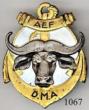 1067 - TROUPES COLONIALES - DMA AEF