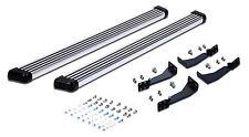 2006-2011 Hummer H3 Running Boards side steps nerf bar chrome aluminum