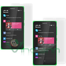 2x Pellicola trasparente display per Nokia X X+ protezione schermo triplo strato