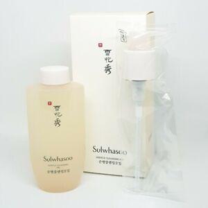 Sulwhasoo Gentle Cleansing Oil 200ml Refreshing Cleanser Makeup K-Beauty