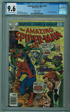 Amazing Spider-Man #170 RARE 35 Cent Price Variant CGC 9.6 Marvel Bronze HTF!!