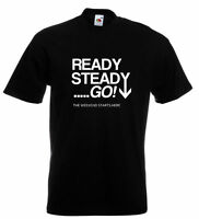 Ready Steady Go! T Shirt The Weekend Starts Here 60's Mod Stones Beatles Who