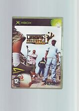 URBAN FREESTYLE SOCCER-ORIGINALE XBOX partita di football/360 compatibile-COMPLETO