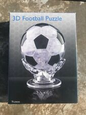 Football 3D Puzzle 76 pieces