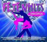 FETENHITS DISCOFOX 3 CD NEW!