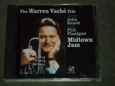 The Warren Vache Trio With John Bunch And Phil Flanigan Midtown Jazz