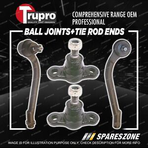 Trupro Ball Joint Tie Rod End Kit for Hyundai I30 FD Hatch Wagon 10/2007-1/2013