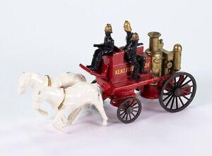 Matchbox Yesteryear  Y4-2 1905 Shand-Mason Fire Engine (no box) Ex Condition