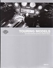 2005 Harley Touring Road King Classic Electra Glide Electrical Diagnostic Manual