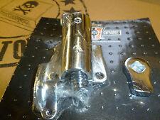 Cromado stand de tiro Kit De Reparación Para Harley Davidson ® se adapta a Big Twins y otros 36-UP