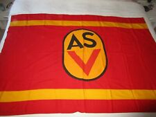 More details for large former east germany asv army sports club flag 64 inches x 45 inches