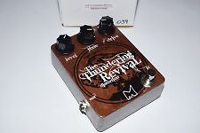 Menatone The Thundering Revival Guitar Overdrive Distortion Effect Pedal