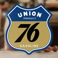 """76 gasoline sticker decal hot rod rat vintage old school STP oil 4"""""""