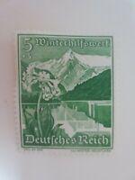 """1938 - Mi.Nr. 677 - 5 Pf - """"Ostmarklandschaften+Alpenblumen"""" - ungebr. m. Falzr."""