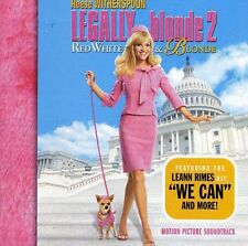 Legally Blonde 2 - Various Artists (2003, CD NIEUW) CD-R