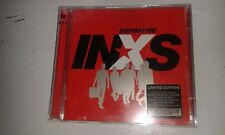 INXS :  DEFINITIVE 2CD EDITION INC MYSTIFY SUICIDE BLONDE NEW SENSATION