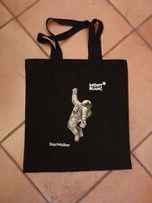 Montblanc StarWalker Black Tote Bag NEW