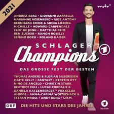 Various - Schlagerchampions 2021-das große Fest der Besten 2CD NEU OVP
