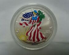 1 OZ Fein-Silber 1 Dollar 2000 Liberty United States of America in God we Trust