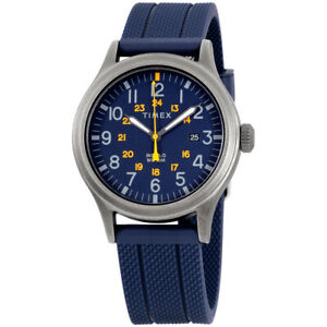 Timex Allied Quartz Movement Blue Dial Men's Watch TW2R61100