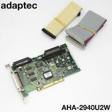 Adaptec AHA-2940U2W Ultra Wide SCSI PCI Controller Adapter ULTRA2-LVD 50-68-PIN