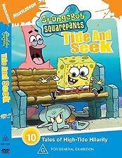Spongebob Squarepants - Tide And Seek (DVD, 2004) R4 PAL NEW FREE POST