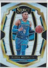 2018-19 Select Prizms Silver Russell Westbrook