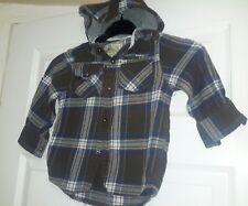 t u baby hooded shirt aged 3 yrs