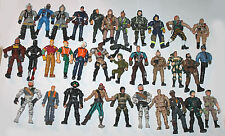 """1990's - Current Small to 3 3/4"""" Military Action Figure Group Lot #9 Chap Mei et"""