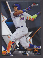 Topps - Finest 2018 - Base # 94 Yoenis Cespedes - New York Mets